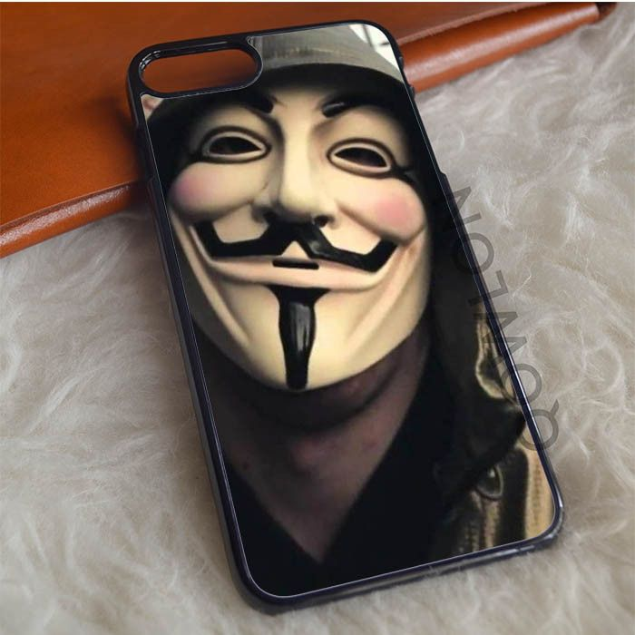 Anonymous Toulouse Nicky Romero iPhone 7 Plus Case