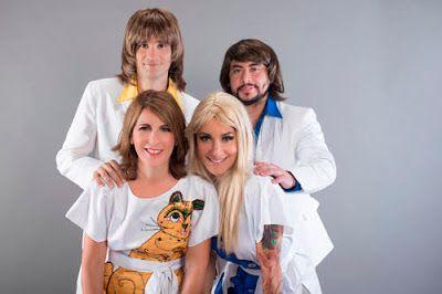 ROCKSBLOG: ABBA Mamma Mia – The Tribute Show : terá apresenta...
