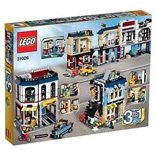 Lego Creator 31026 Bike Shop and Cafe BRAND NEW IN SEALED BOX