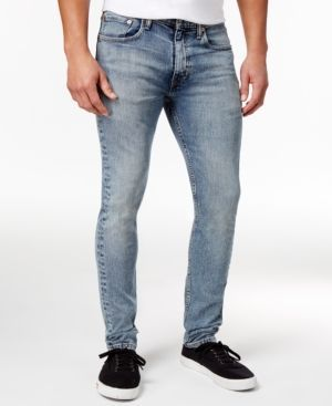 Levi's 519 Extreme Skinny Fit Jeans - Blue 27x30