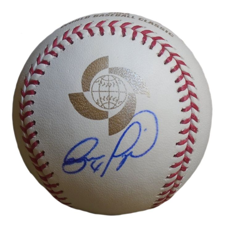 Jose Lopez Autographed Rawlings 2009 World Baseball Classic Official Baseball, Proof. Jose Lopez Signed Rawlings 2009 World Baseball Classic Official Game Baseball, Seattle Mariners, Cleveland Indians, Colorado Rockies, Proof   This is a brand-new Jose Lopez autographed Rawlings 2009 World Baseball Classic official gameleather baseball. Jose signed the baseball in blueball point pen.Check out the photo of Jose signing for us. ** Proof photo is included for free with purchase. Please…