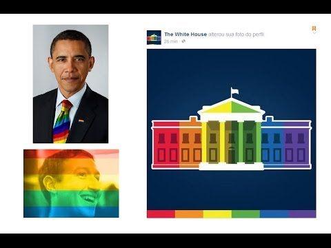 Olavo de Carvalho - Barack Obama é gay e não nasceu nos EUA