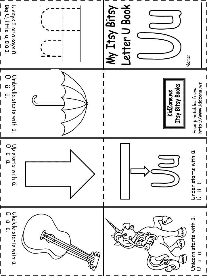 84 best u letter activities images on pinterest kindergarten letter activities and. Black Bedroom Furniture Sets. Home Design Ideas