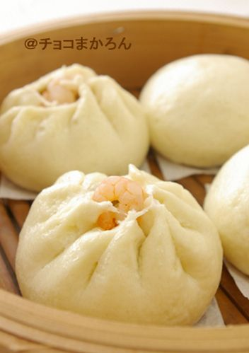 Easy+But+So+Juicy!+Hot+and+Fluffy+Steamed+Pork+Buns+(Nikuman)