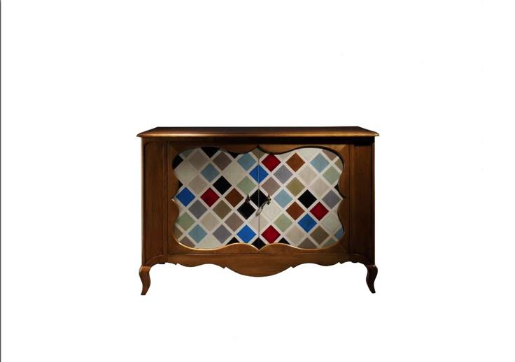 Испанская мебель ручной работы > Дизайнерская мебель > Коллекция Авангард > Лола Гламур (Испания) Артикул LG932