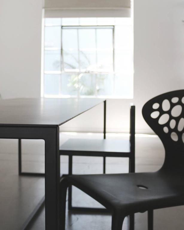 SUPERMETAL Table Designed by Chiara Ferrari 5