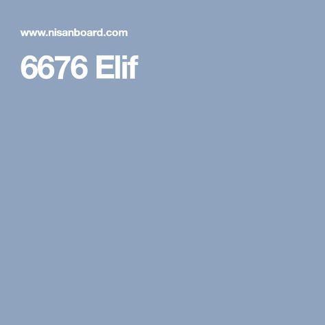 6676 Elif