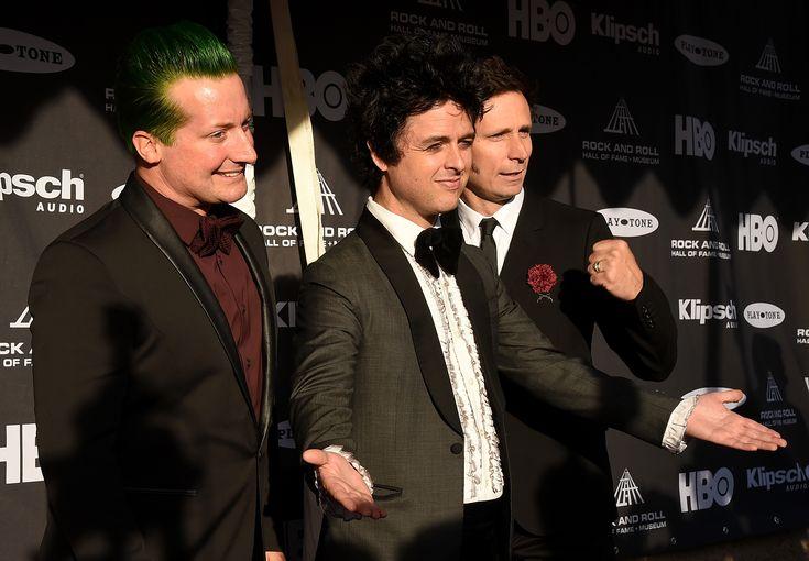 """Jetzt im Stream hören: Das neue Album """"Revolution Radio"""" von Green DayAb sofort kann man die neue Platte der Band im Netz hören"""