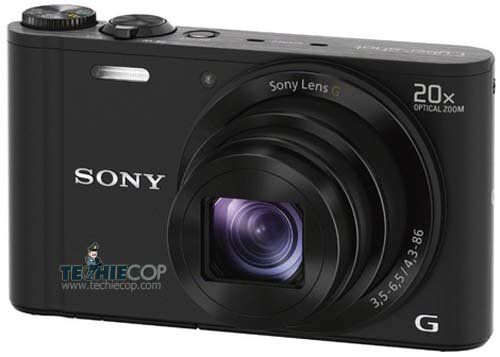 Sony Cyber-shot DSC-WX300 – point and shoot camera with great zoom lens.