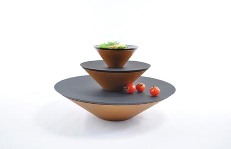 Tomoto Tableware by Samuli Naamanka for Plastex