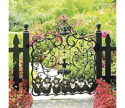 I'd like to replace my current gate with this!