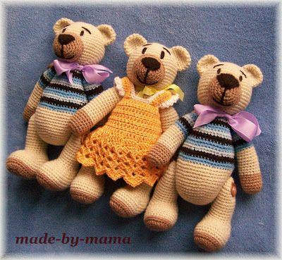 Rinna: Medvědí rodinka