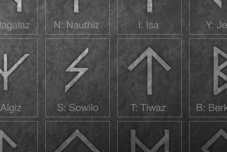 Vikings: See your name spelled in runes and learn the meaning of each of the letters in the Viking alphabet.