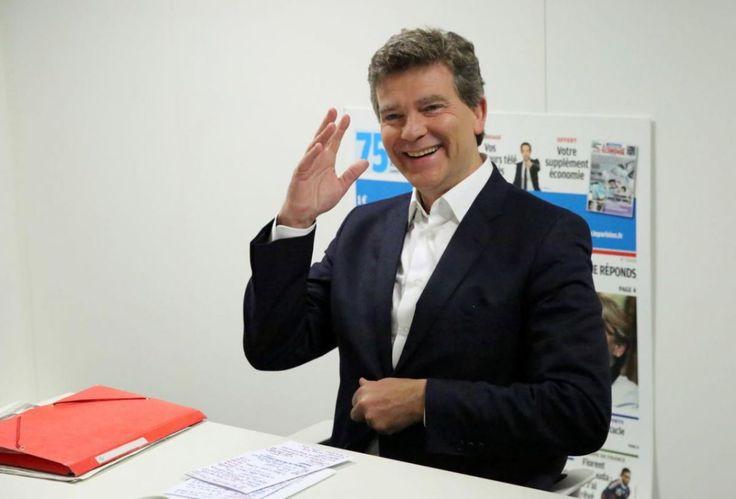 VIDEOS. Montebourg : «Candidat à la primaire socialiste ? C'est réaliste»