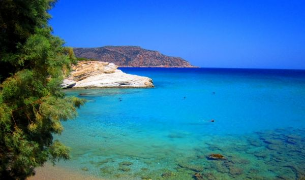 Amopi in Karpathos island, Greece