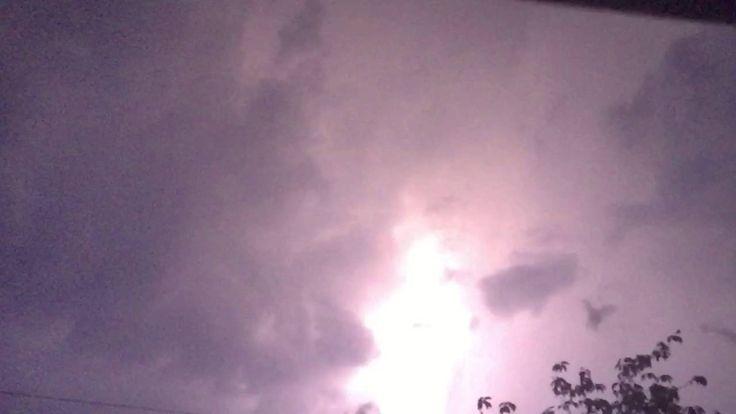 Lightning Slow mo lightning
