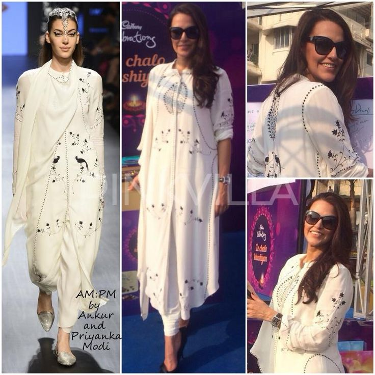 Yay or Nay : Neha Dhupia in AM : PM | PINKVILLA