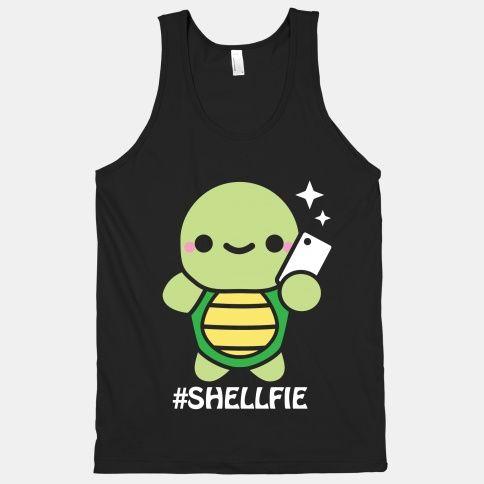 Shellfie | HUMAN | T-Shirts, Tanks, Sweatshirts and Hoodies