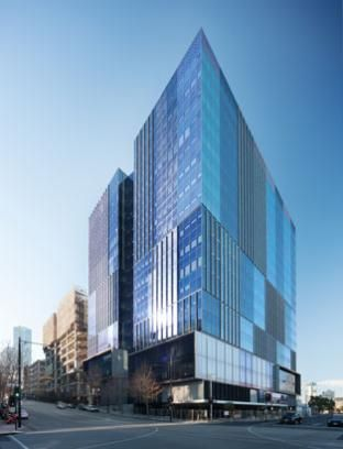 Australian Taxation Office, 3 Collins Square, Docklands - Bates Smart Architects