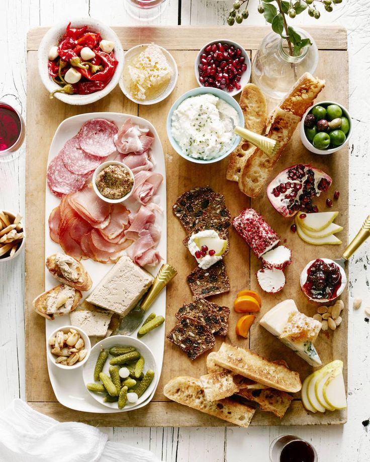 Love the idea of supplying a bruschetta bar when entertaining!