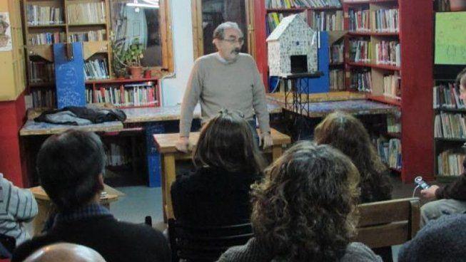 """Nano Balbo: """"La escuela es una institución política"""""""