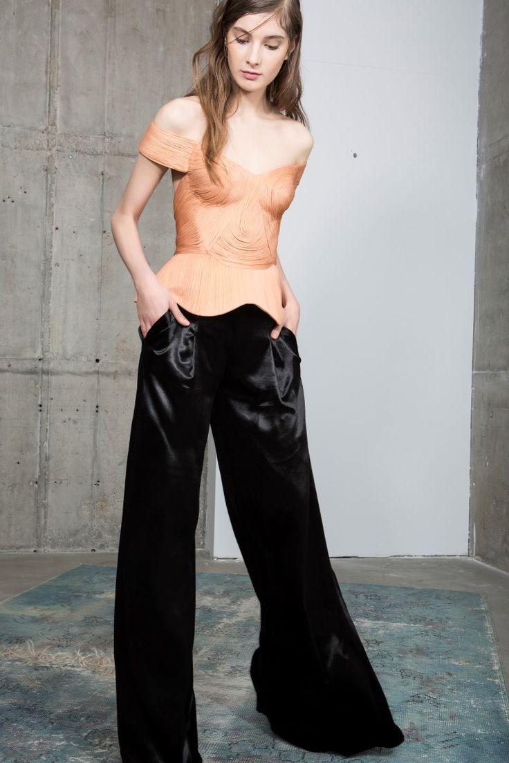 Marylin top & Melinda pants