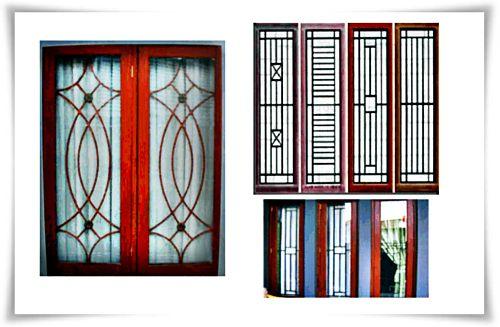 Contoh Teralis Jendela Rumah, Gambar Teralis Jendela Rumah, Teralis Jendela Rumah Minimalis