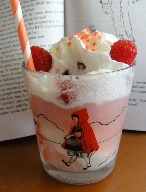 justJENN recipes – Frobscottle – from Roald Dahl's the BFG