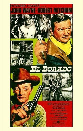 Poster from the film El Dorado