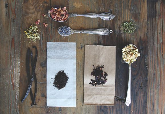 Make your own Tea Blends!! | Free People