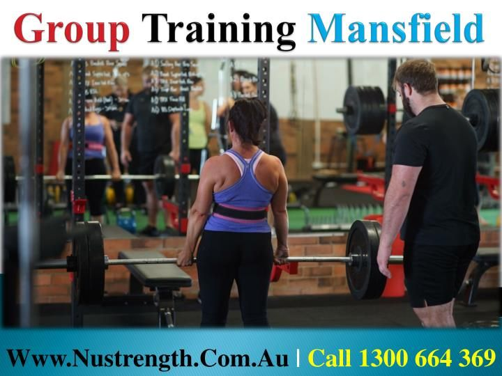 Group training mansfield