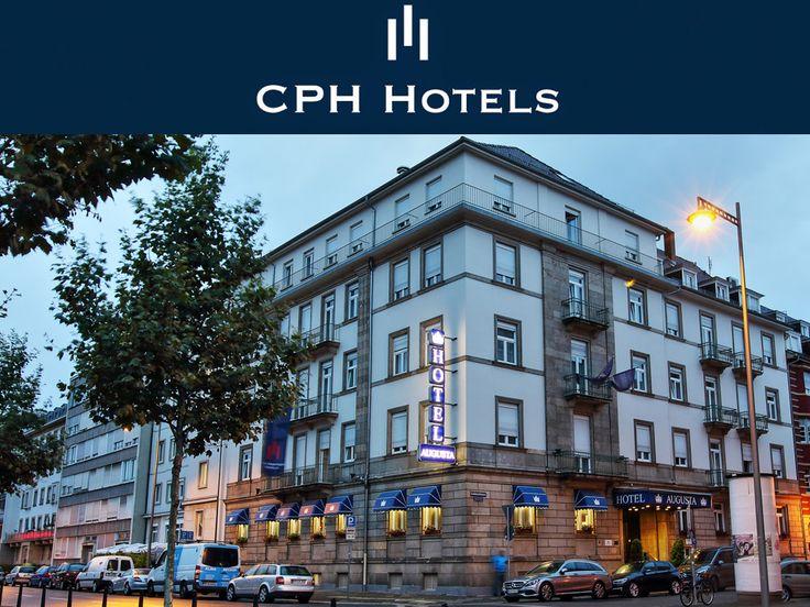 City Partner Augusta Hotel Mannheim #Hotels #Mannheim http://mannheim.cph-hotels.com