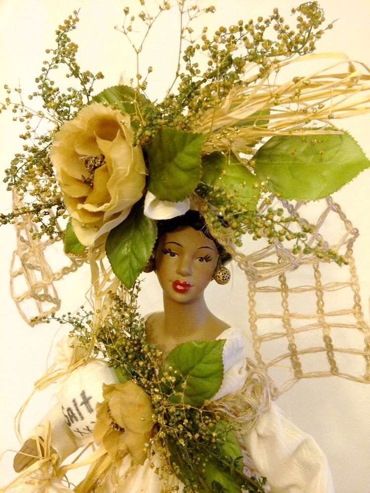 Black ART DOLL 21 Inch Tall African American Scripture