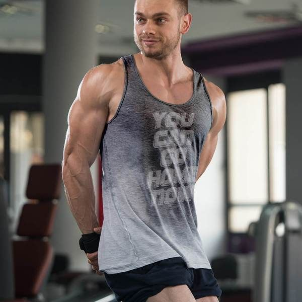 Gym Tank Top Sweat Activated Tank Top Feast Mode Mens Tank Top Mens Gray Tank Top Fitness Training Tank Men Workout Tank Top