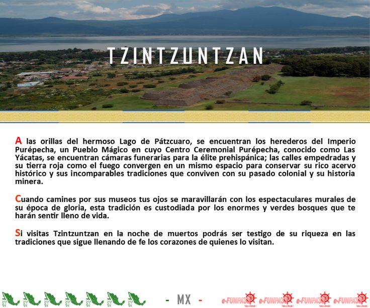 Tzintzuntzan Info...