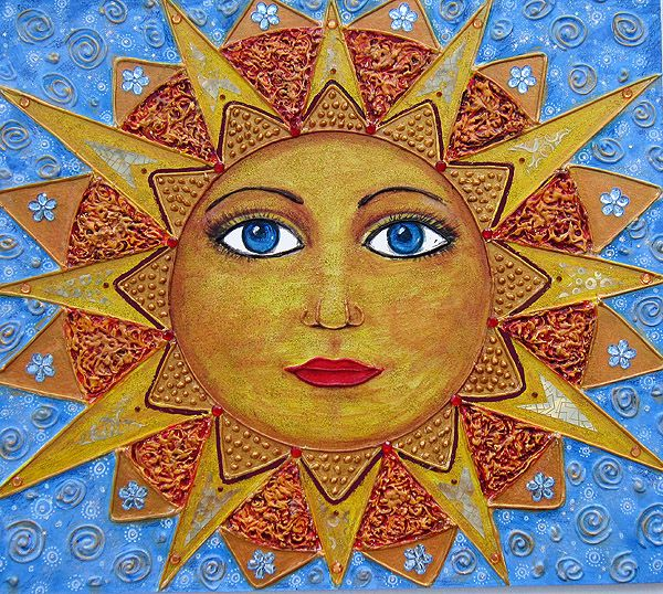 sun with face art wwwpixsharkcom images galleries