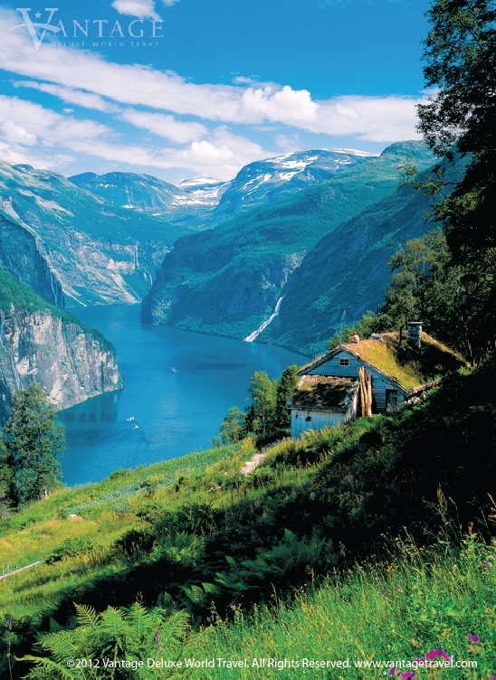 Norway- Grand Norwegian Coastal Voyage #travel #vacation