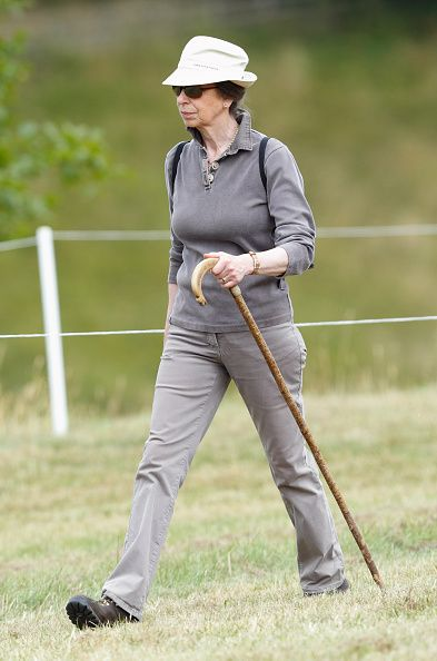 The Festival Of British Eventing at Gatcombe Park on August 9, 2015 in Stroud, England