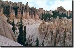 Wheeler Geologic Area, Colorado