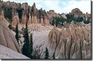 Wheeler Geologic Area, Colorado