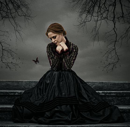 Seul le silence by NebelelfeNaemy.deviantart.com on @deviantART