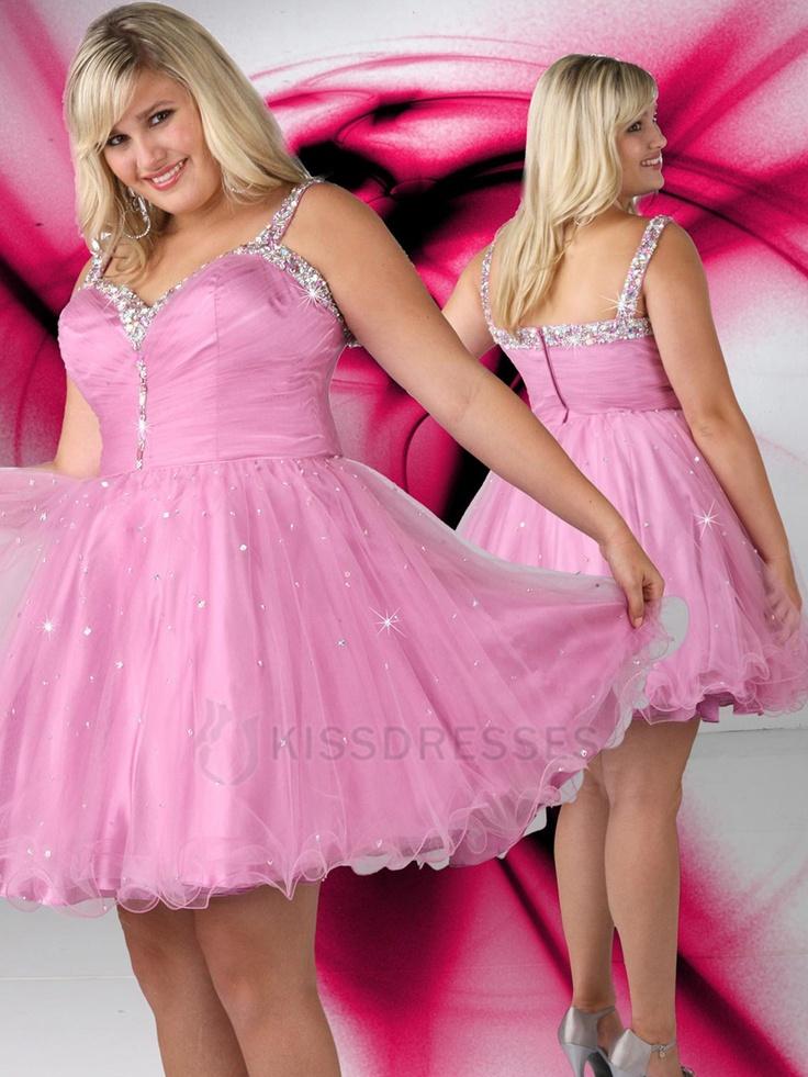 Mejores 99 imágenes de Plus Size Prom Dresses en Pinterest ...