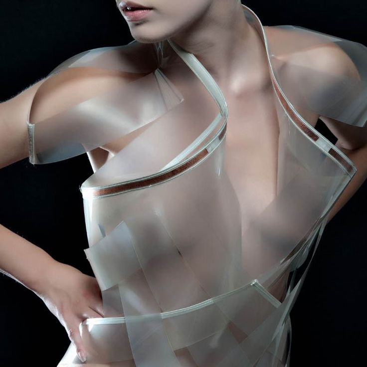 INTIMACY, garments with adjustable transparency by Daan Roosegaarde (includes video)