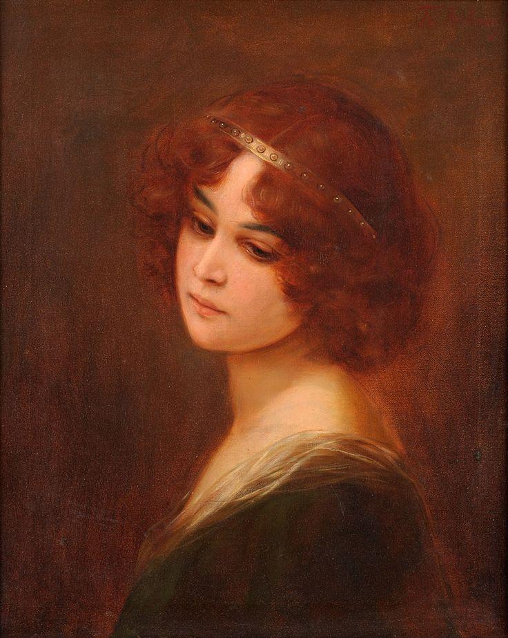 Redhead - Theodor Recknagel