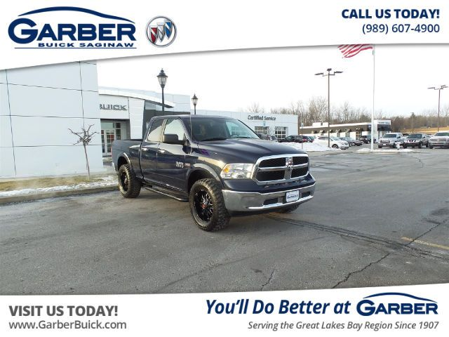 Used 2016 RAM 1500 SLT Truck for sale - only $25,000. Visit Garber Buick in Saginaw MI serving Bay City, Midland and Freeland #1C6RR7GT2GS109569