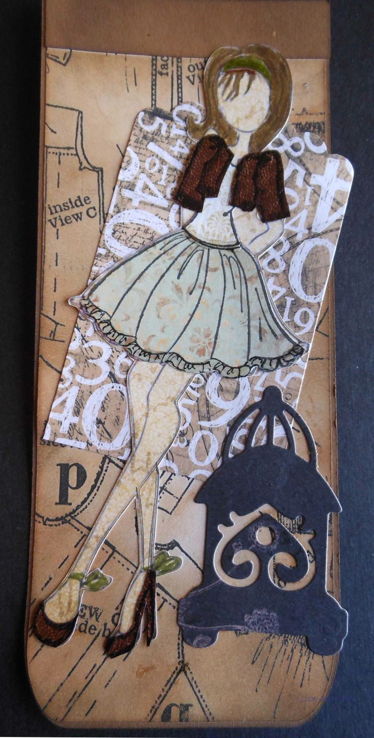 "Prima Doll ""Out for a Stroll"" #LLCWRose     Another Simple Pleasure's Scrapbook Store Paper Doll Club doll.     Visit Simple Pleasures Rubber Stamps & Scrapbooking at https://www.facebook.com/simplestampnscrap   for more ideas and fun!!"