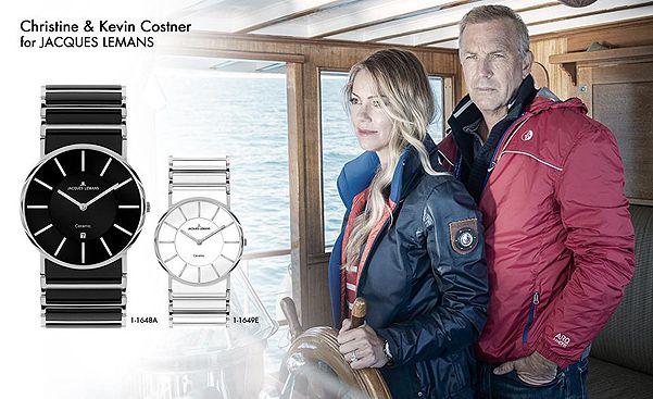 Кевин Костнер стал лицом австрийского часового бренда - http://spletnitv.ru/kevin-kostner-stal-licom-avstrijskogo-chasovogo-brenda/