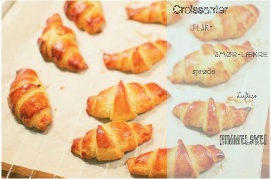 Katrines (glutenfrie) kokkerier: Croissanter (glutenfrie)