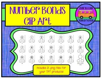 ... center games/worksheets and teaching decomposing, addition, and more