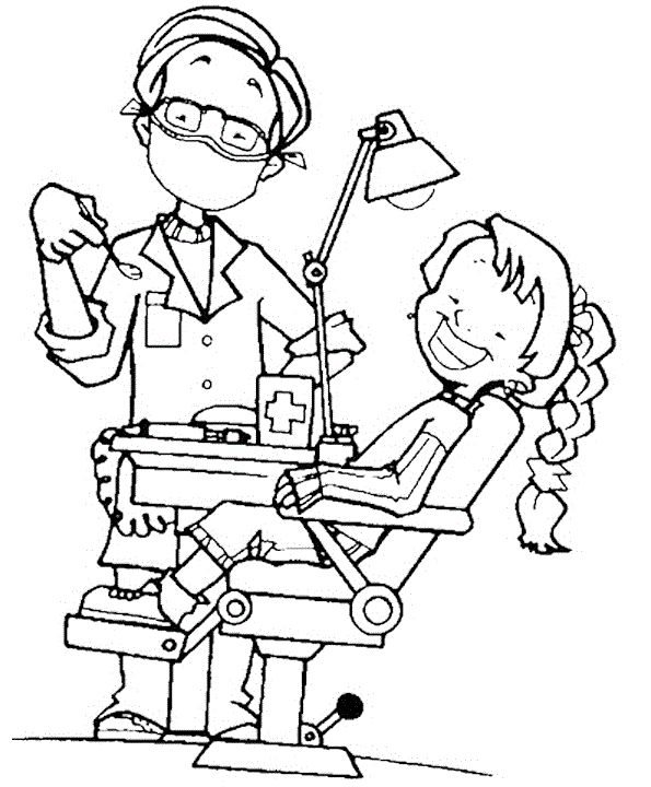 dental health coloring pages | Dentist Coloring Sheets To Print | Teaching Dental Health ...